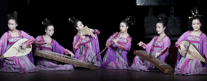 musica china relajante