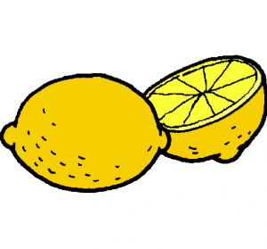 apretar limon