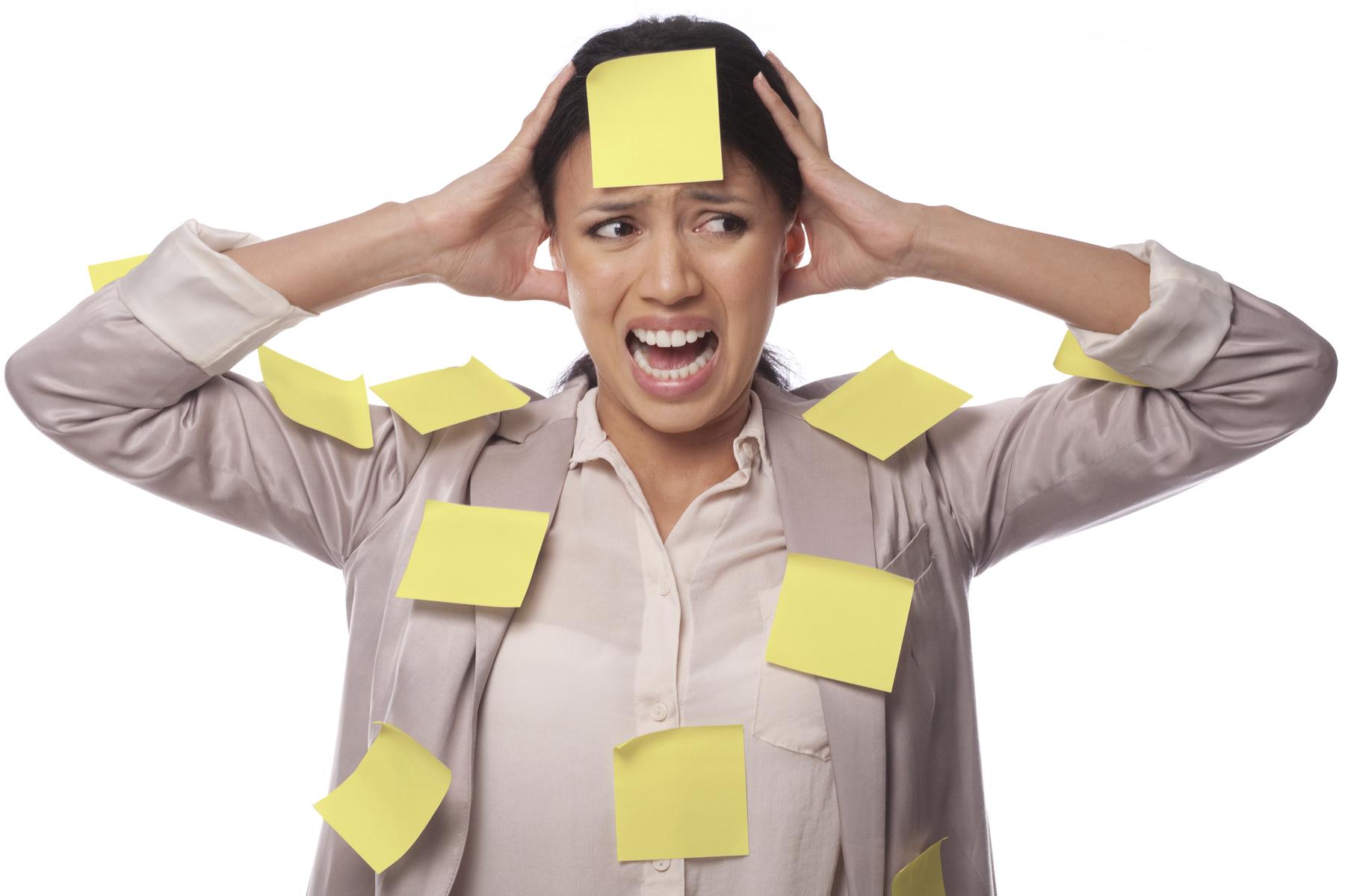 Diez consejos para trabajar sin estresarse