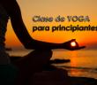 Clase de Yoga para principantes